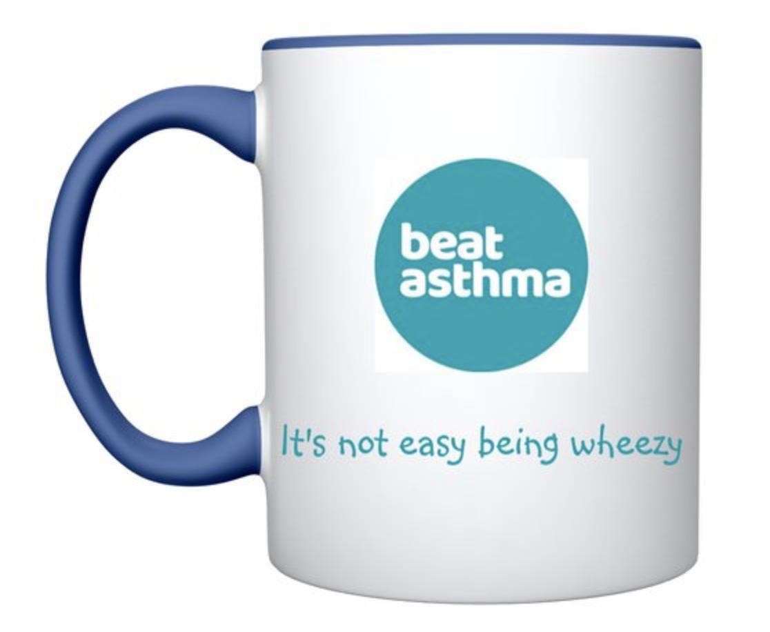 BeatAsthma mug